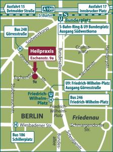 Uta Lowack, Berlin